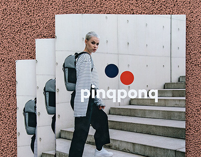 pinqponq Lookbook — Summer 18