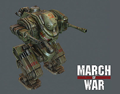 March of War – Hammer