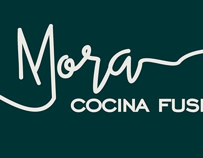 Mora, cocina fusion bar