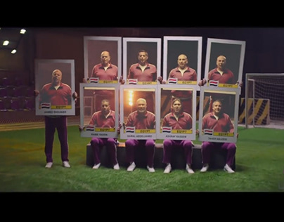 WE -Telecom Egypt- World Cup'18 Campaign