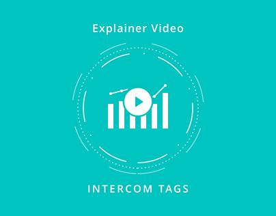 Intercom Tags Explainer Video