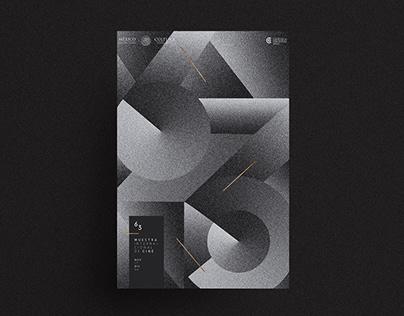63 Muestra Internacional de Cine Poster / Branding