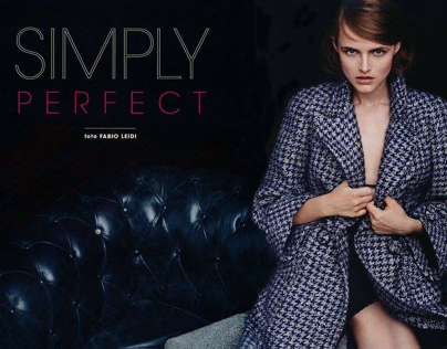 """Simply Perfect"""
