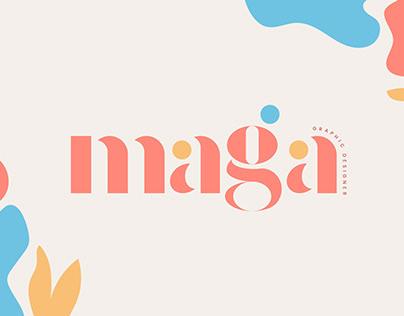 Personal Branding | Maga Villegas