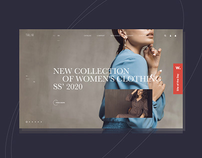 T A L I A — Women's clothing