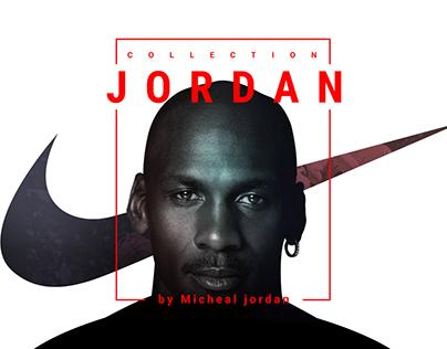 Nike  Air Jordan Collection - Redesign Concept