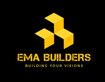 Logo creation and Branding for EMA BUILDERS