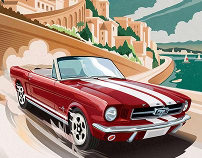Monaco Hot Wheels Sports Cars