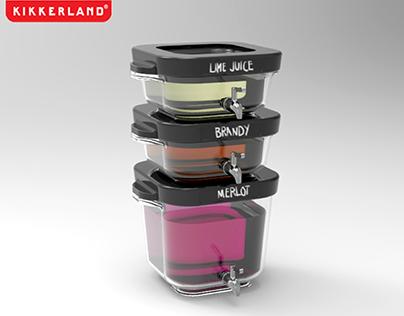 Kikkerland Design Contest: Drink Dispenser