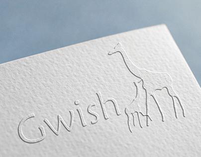 Logo design - Gwish