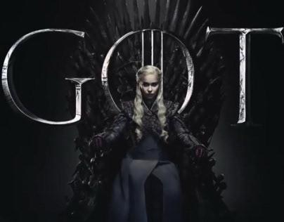 HBO Game of Thrones - Social Media
