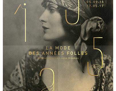 . MISTINGUETT . Art Deco Font