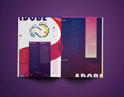 Magazine Layout Project (Adobe)