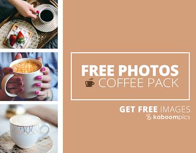 Free Photo Bundle: 20 Hi-Res Coffee Images