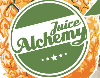 Juice Alchemy: Car Magnet Design
