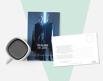 Postcard - Merchandising // Maria Pía Cornejo