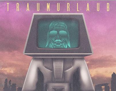 Traumurlaub - Intelligent Maschine - Cover Artwork
