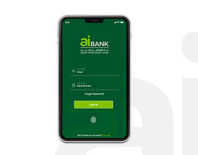 ai Bank Mobile Concept