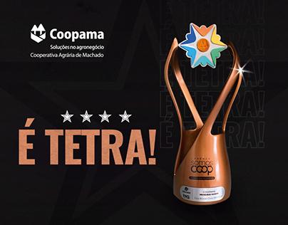 Prêmio Sescoop   Cooperativa Agrária de Machado