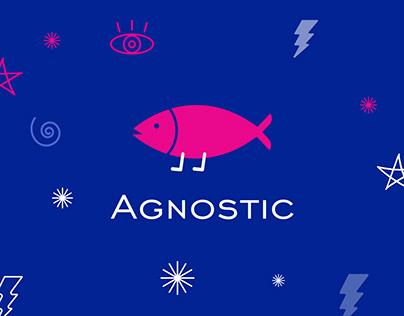 Branding & website for Agnostic Digital