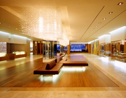 Hotel + SPA in Korea