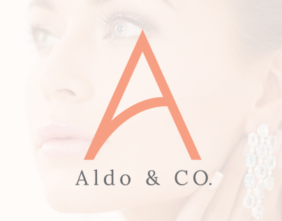 Aldo&Co. Jewelry Visual Identity