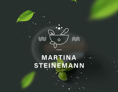 MARTINA STEINEMANN - BRAND IDENTITY