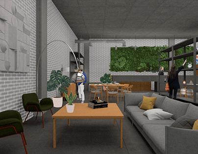 Basalto - Interiorismo retail