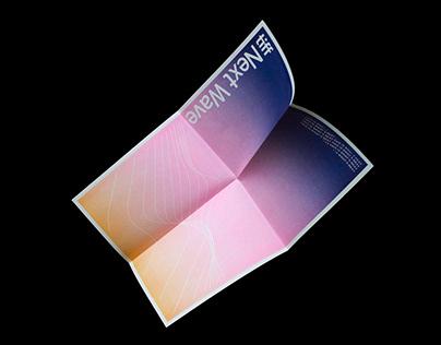 TIFF Next Wave — Festival Schedule & Foldout Poster