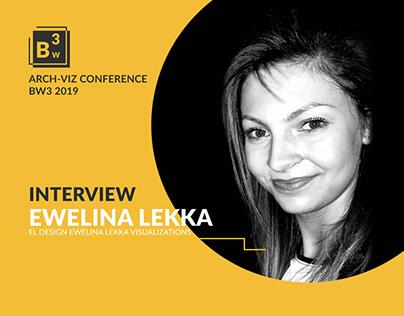 Ewelina Lekka | BW3 2019