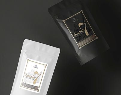 Branding: Hirams Coffee & Tea