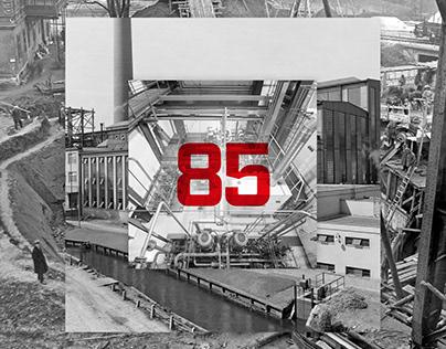 85 anniversary of heating plant