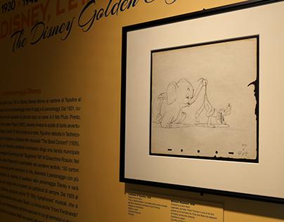 Exhibition design _ Cartoon Stars 1914-2016
