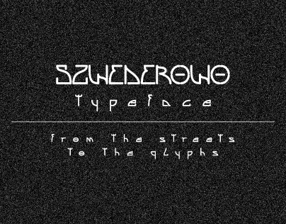Szwederowo | free font