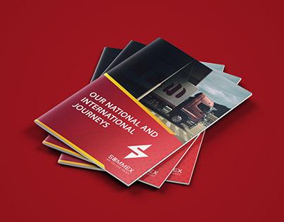 Company Portfolio : Sommex Logistics PVT. LTD.