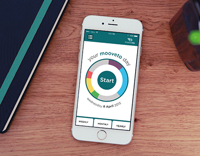 MooveTo - UI/UX Mobile App