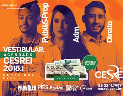 Vestibular CESREI 2018.1