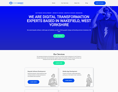 Responsive Web Design - Code Monkey Studios Ltd
