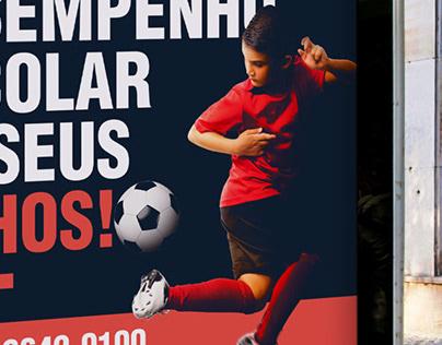 Campanha Fight Fitness Kids