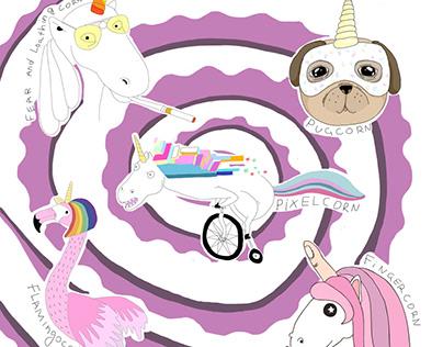 Unicorns are 4ever