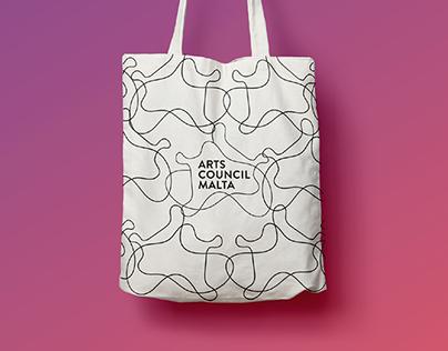 Arts Council Branding