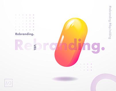 Rebranding for TBP.Holding
