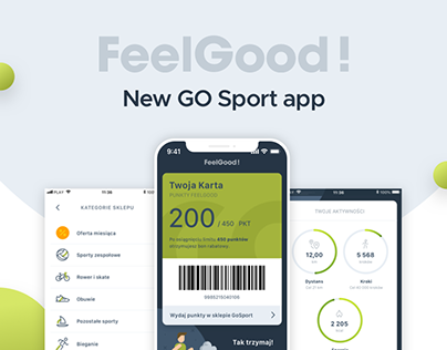 GO Sport Feelgood! - unique program for active people