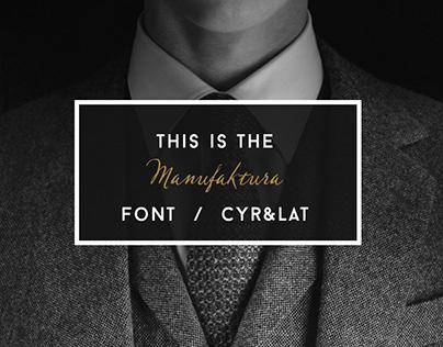 Manufaktura Font