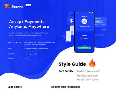 Web Design & Development (Financial Business)