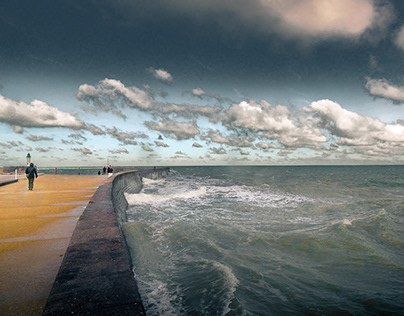 Wild French Beaches of Normandy