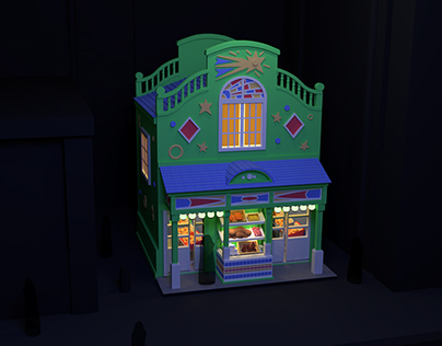 VR Sets 2017: Spirited Away in the Big City
