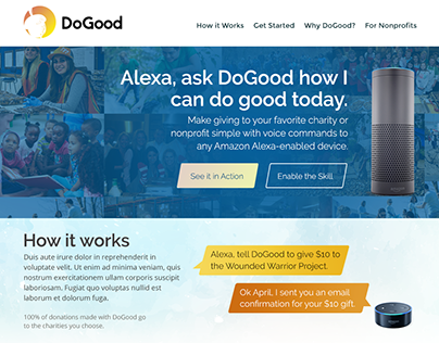 DoGood Website