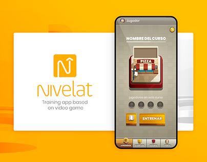 UI Design - Nivelat