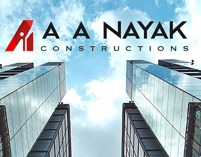 Brand Identity Reconstruct for A A Nayak Constructions